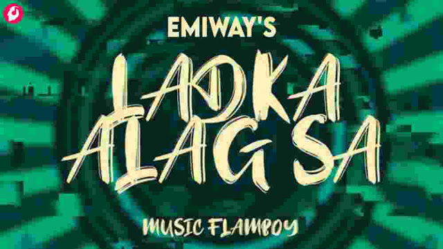 Ladka Alag Sa Lyrics in English – Emiway Bantai
