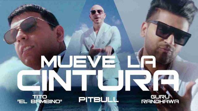 Mueve La Cintura Lyrics in English – Pitbull | Guru Randhawa