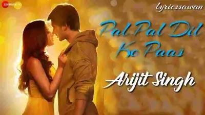 Rehna Tu Honest accurate friend Honest accurate friend Dil Ke Paas Lyrics in English Which implies – Arijit Singh