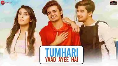 Tumhari Yaad Ayee Hai Lyrics in English & That design – Palak & Goldie | Sameeksha