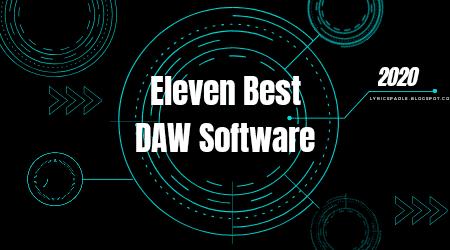 Eleven Easiest Digital Audio Workstation Softwares in 2020