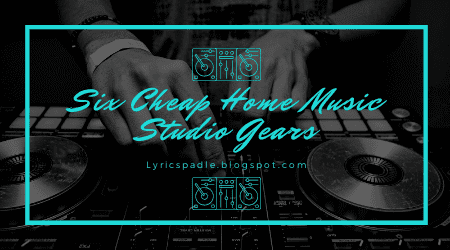 Six Low-price House Tune Studio Gears That Works