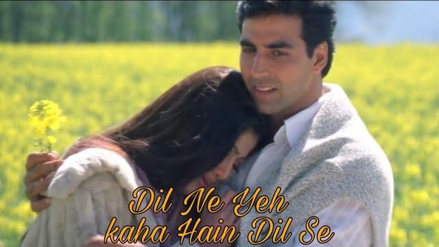 Alka Yagnik Dil Ne Yeh Kaha Hain Dil Se Song Image - LyricsSawan