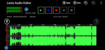 Lexis Audio Editor App for Audio Editing, Best Audio Editing Apps for Android, Audio Cutter Apps, Audio Editing Apps