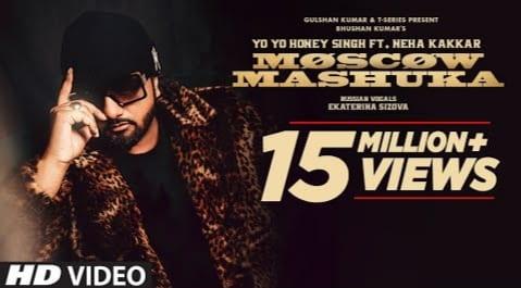 Moscow Mashuka Lyrics in Hindi and English, Yo Yo Honey Singh
