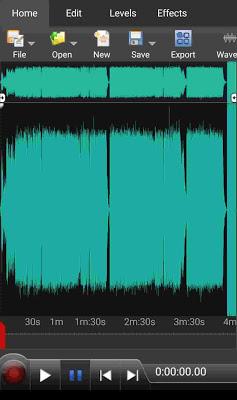 WavePad Audio Editor App for Audio Editing, Best Audio Editing Apps for Android, Audio Cutter Apps, Audio Editing Apps