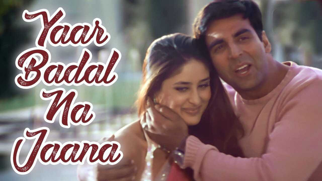 Yaar Badal Na Jaana Mausam Ki Tarah Song Image - LyricsSawan