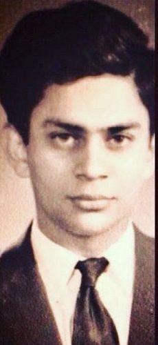 Divya Seth's Father