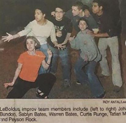 Drama Troupe of Sabryn's School