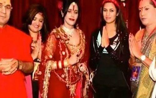 Radhe Maa With Divyanka Tripathi
