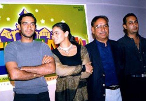 Anil Devgan at the Event of the Film Raju Chacha