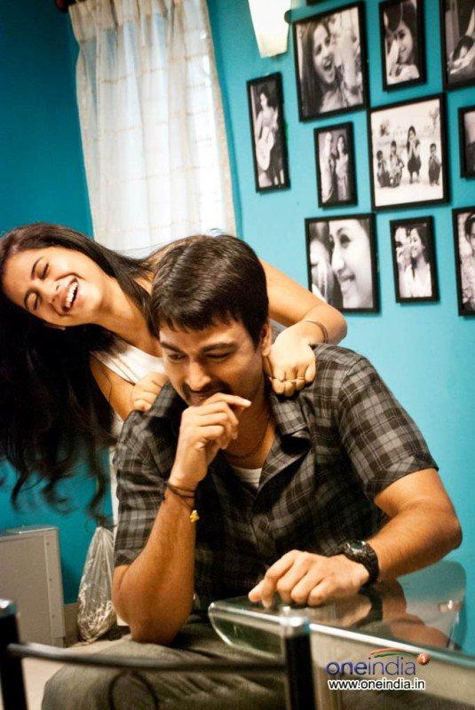Swathi Deekshith in Break Up (2012)
