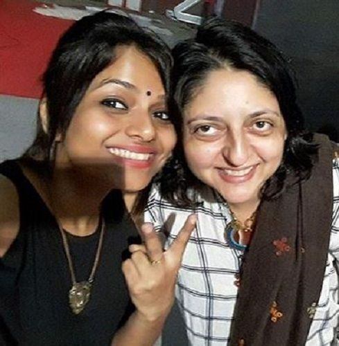 Nidhi Moony Singh With Priya Bhave