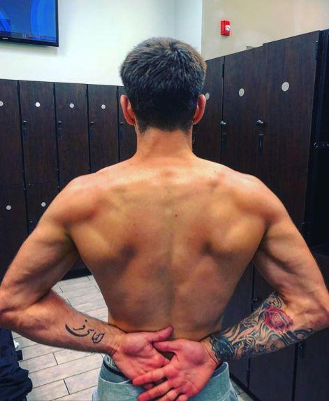 Kevin Almasifars tattoos