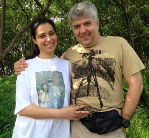 Kevin Almasifar's parents