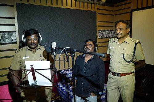 Velmurugan Recording For a Song