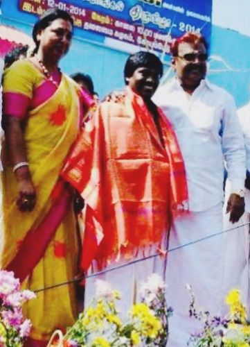 Velmurugan's Old Picture