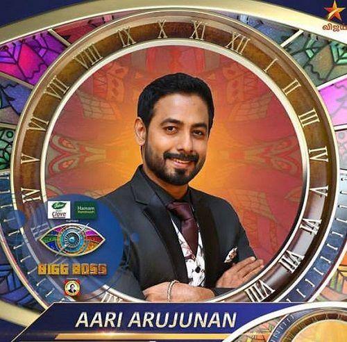 Aari Arjuna in Bigg Boss