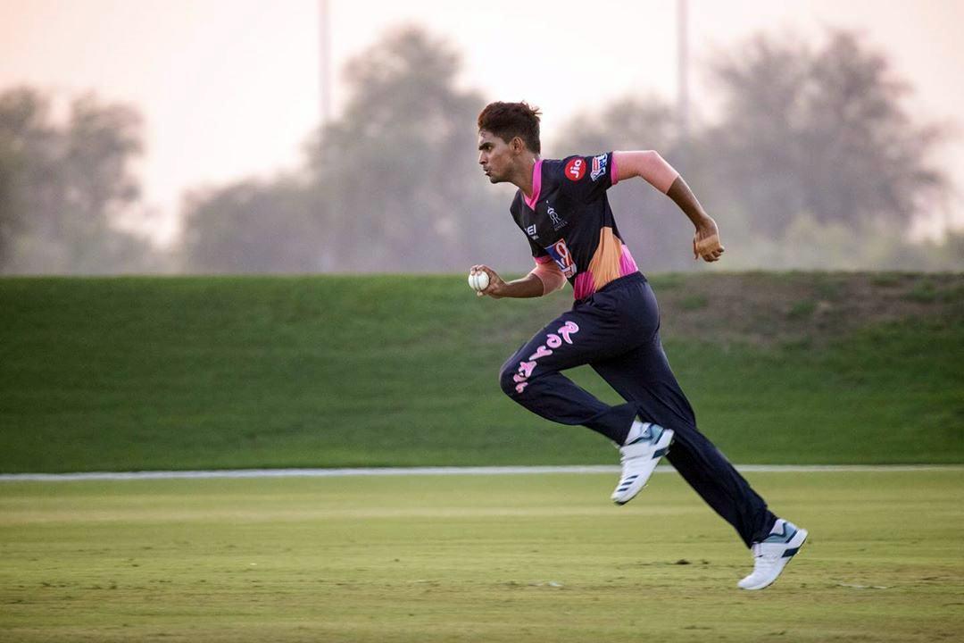 Kartik Tyagi Rajasthan Royals IPL