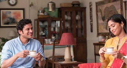 Som Shekar in a TV Commercial