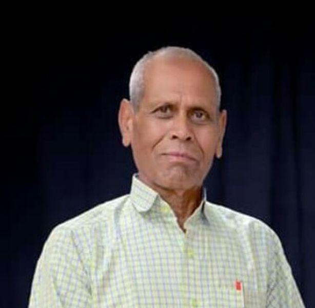 Gyanendra Purohit's Father
