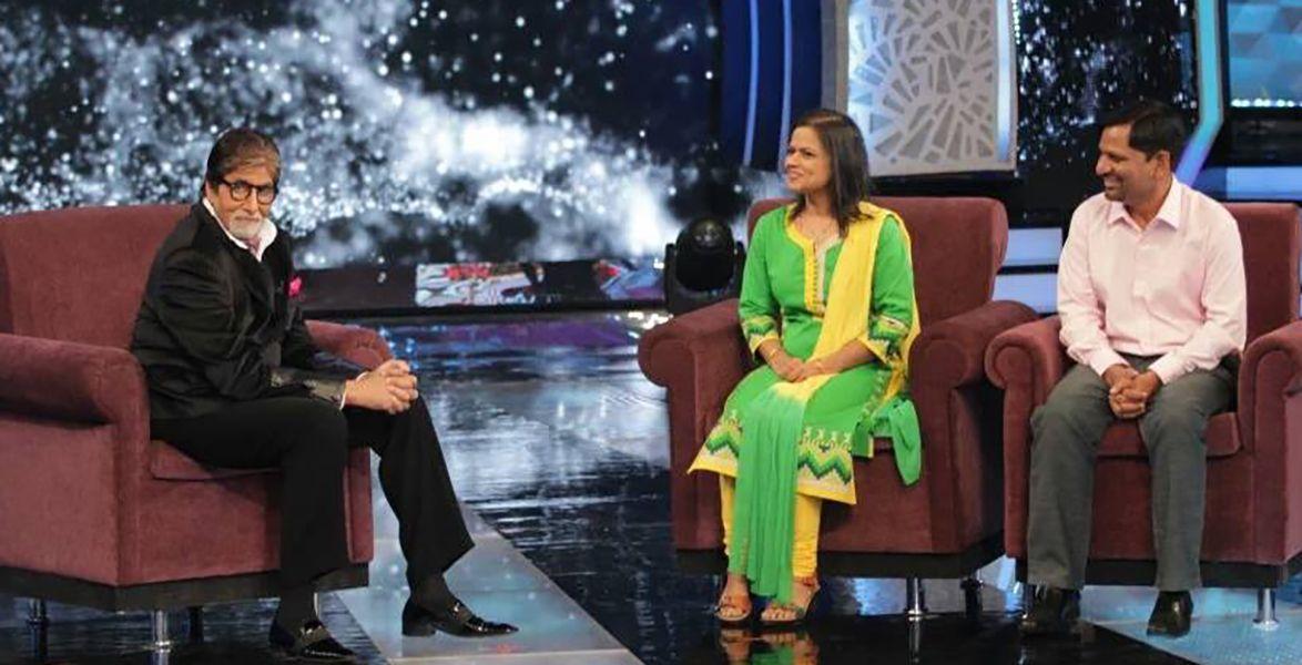 Gyanendra and Monica Purohit in Aaj Ki Raat Hai Zindagi