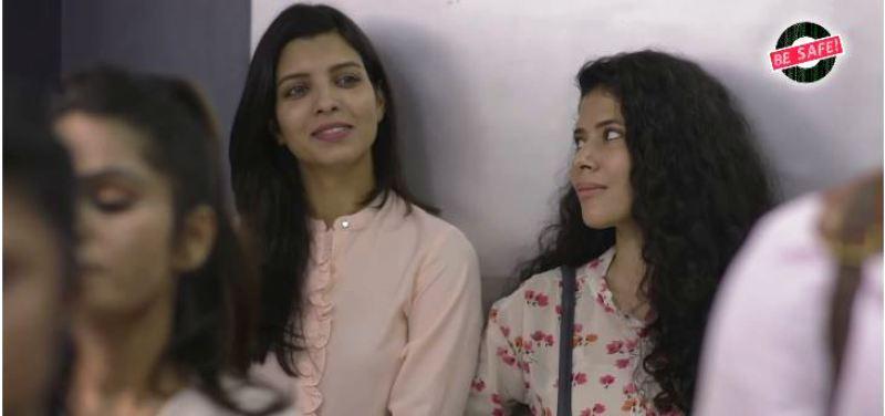 Riya Deepsi in Be Safe (2019)