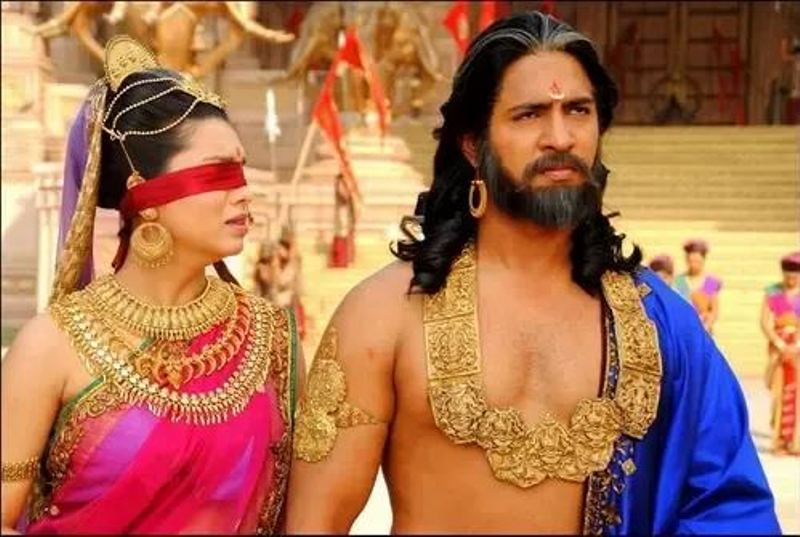 Riya Deepsi in Mahabharata