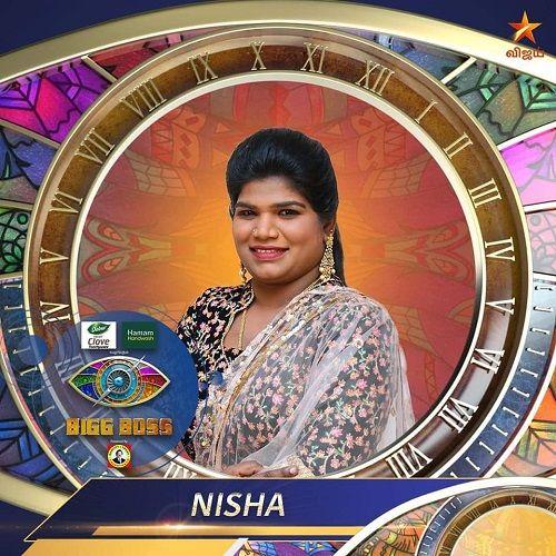 Aranthangi Nisha in Bigg Boss Tamil
