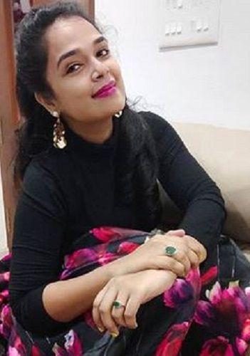 Ramya Pandian's Sister