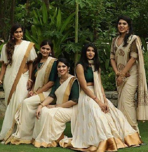 Samyuktha Karthik in a Modelling Assignment