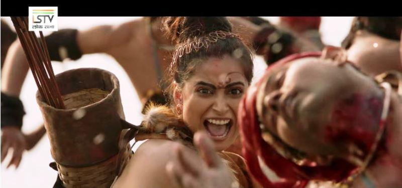 Aishwarya Sharma in Surajya Sanhita (2019)