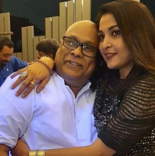 Suresh Chakravarthy and Ramya