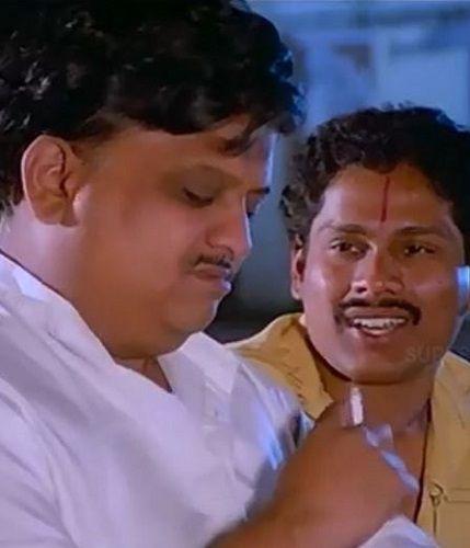 Suresh Chakravarthy in a Film
