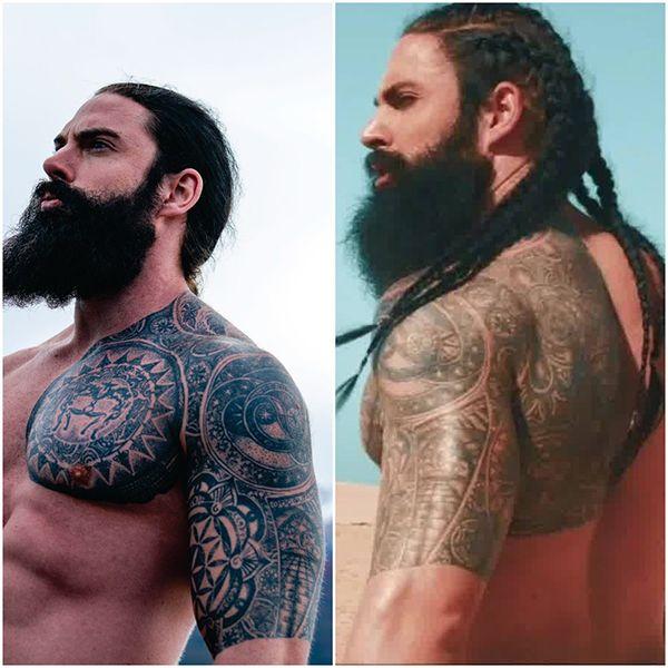 David Michigan Tattoos