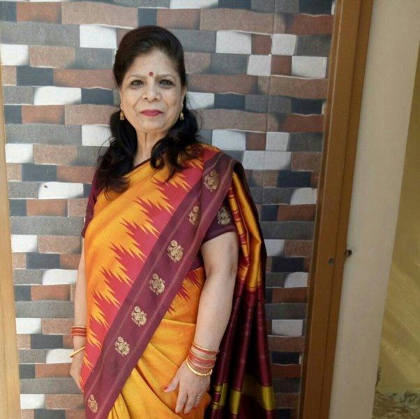 Priyanshu Painyuli's mother