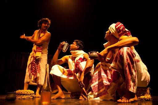 Priyanshu Painyuli in Mahua (2012)