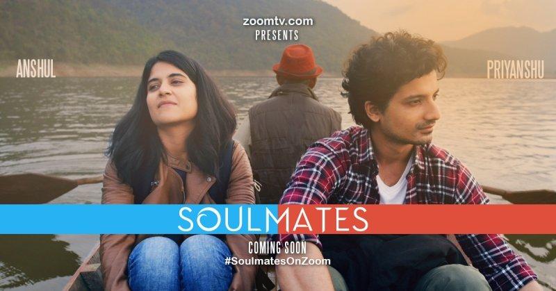 Priyanshu Painyuli in Soulmates (2019)