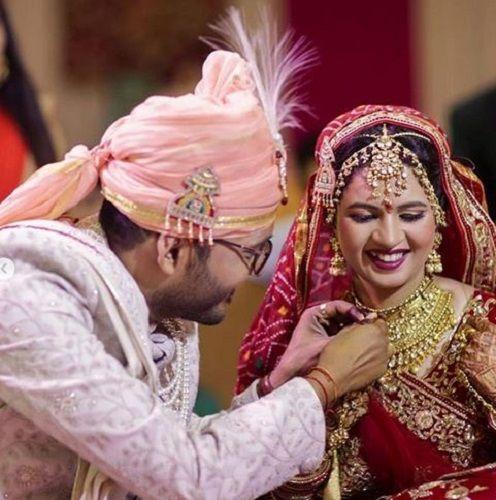 Ashish Bagrecha's Wedding Picture