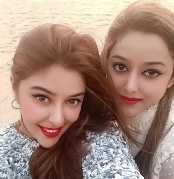 Payal Ghosh's sister