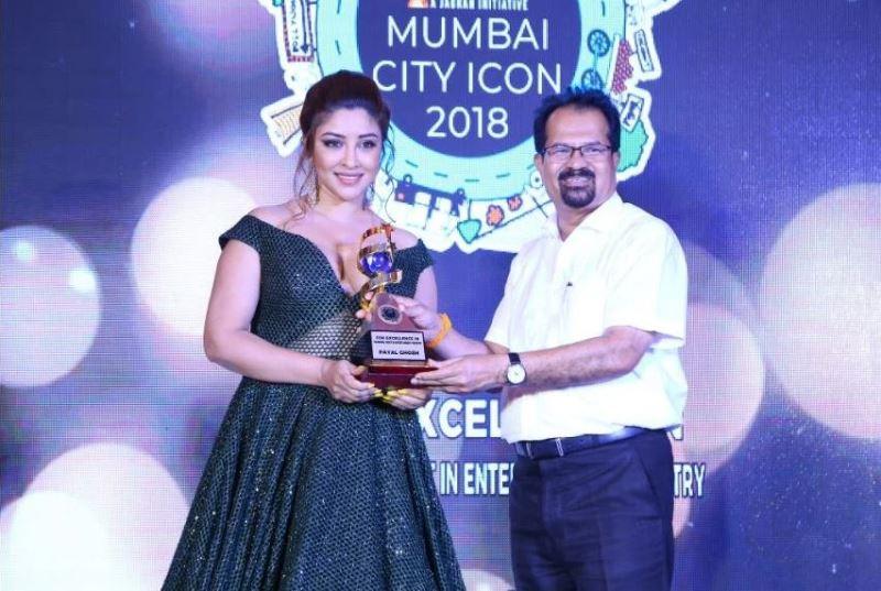 Mumbai City Icon Award (2018)