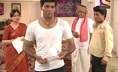 Anup Soni in Aahat (1995)