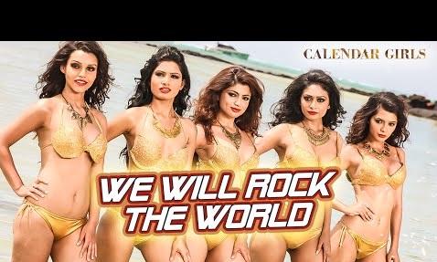 We Will Rock The World  tune Lyrics – Calendar Girls(2015),Meet Bros Anjjan, Neha Kakkar, Khushboo Grewal