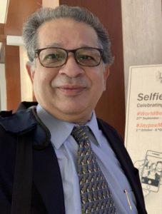 Dr Sunil Shroff