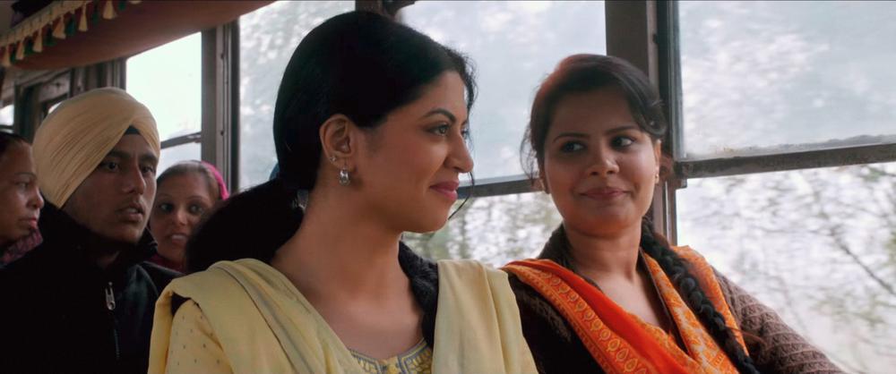 Kavita Kaushik in Vekh Baraatan Challiyan