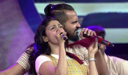 Suchitra Ramadurai and Ranjith