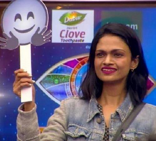 Suchitra Ramadurai in Bigg Boss