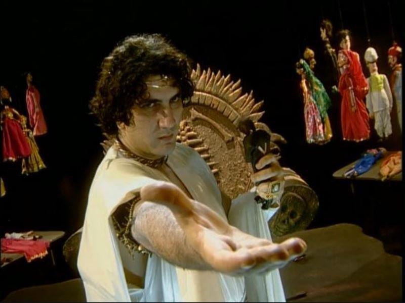 Faraaz Khan in Ssshhhh...Koi Hai (2004)