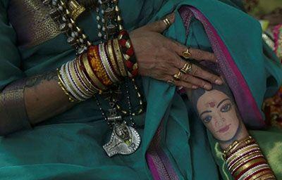 Laxmi Narayan Tripathi Tattoos
