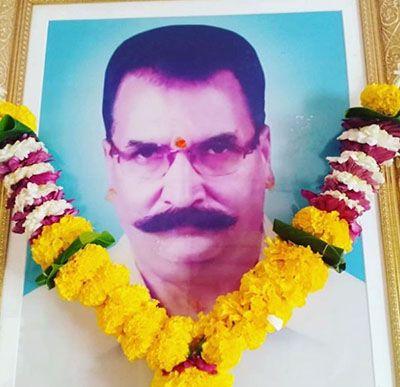 Laxmi Narayan Tripathi's Father